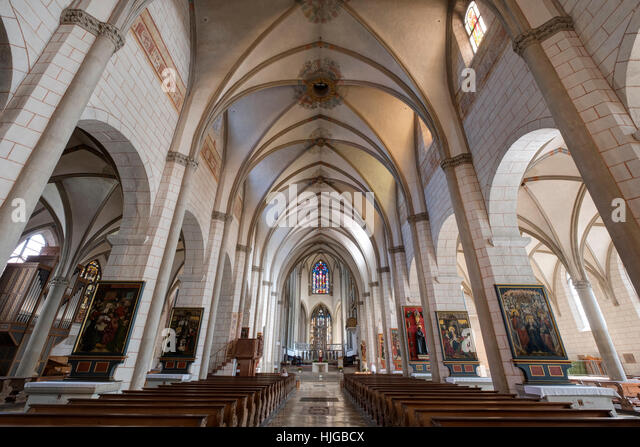 Interior Design Indoors Groin Vault Architecture No People Stock Photos Images