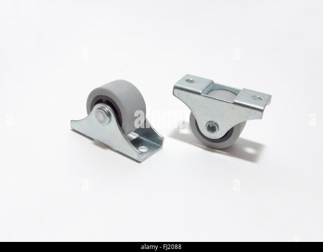 Rollers For Furniture. Wheels   Stock Image