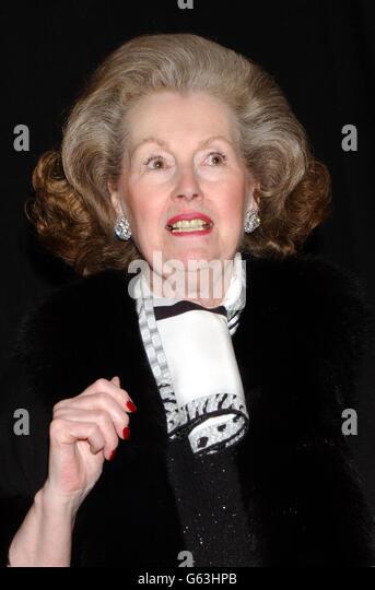 Raine Spencer Countess Spencer Stock Photos & Raine