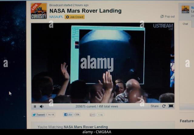 nasa mars rover live feed - photo #49