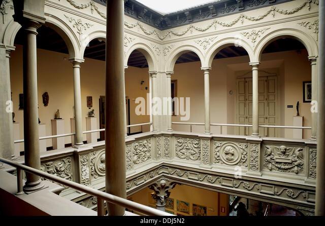 Camón Aznar Museum Stock Photos & Camón Aznar Museum Stock Images - Alamy