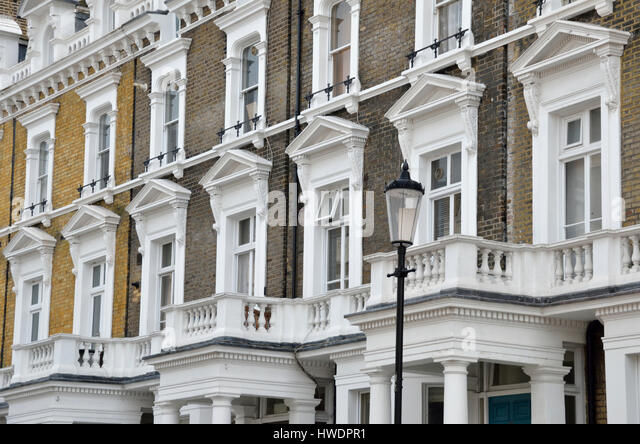 Notting Hill Houses Stock Photos & Notting Hill Houses Stock ...