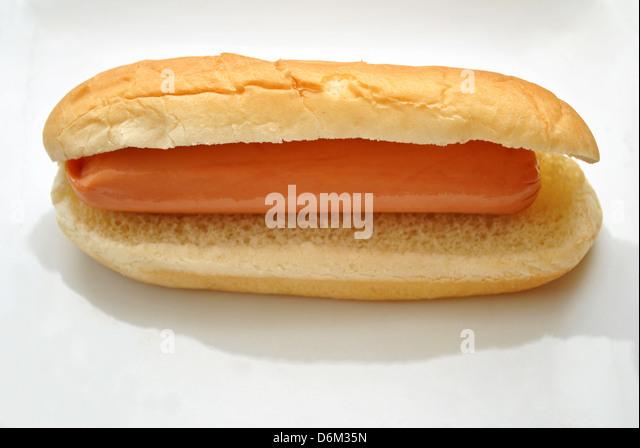 Hotdog Buns Stock Photos & Hotdog Buns Stock Images - Alamy