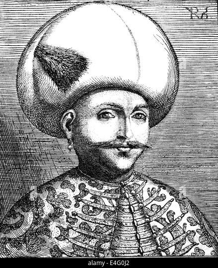 Mehmed III Adli (1566 Ð 1603). Sultan of the Ottoman Empire from 1595 ...