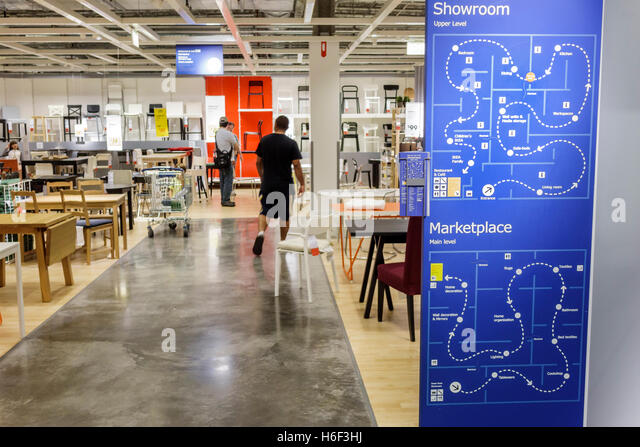 Making ikea stock photos making ikea stock images alamy for Restaurant ikea miami