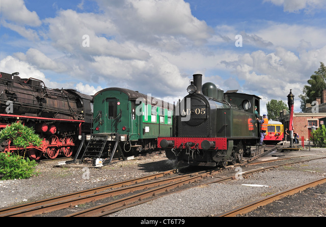 steam trains stock photos steam trains stock images alamy. Black Bedroom Furniture Sets. Home Design Ideas