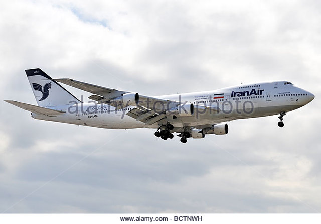 Iran airplane stock photos iran airplane stock images alamy - Iran air office in london ...