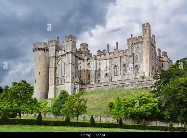 Arundel Castle Stock Photos Amp Arundel Castle Stock Images