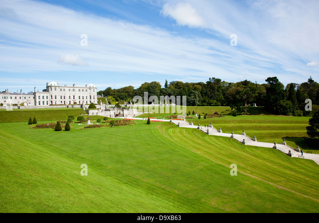 Powerscourt house and gardens enniskerry ireland