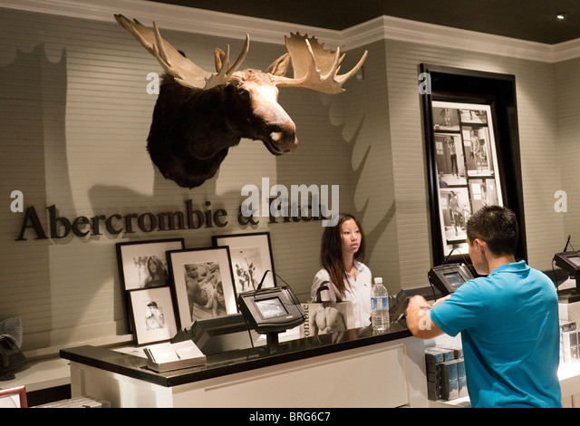 abercrombie and fitch usa