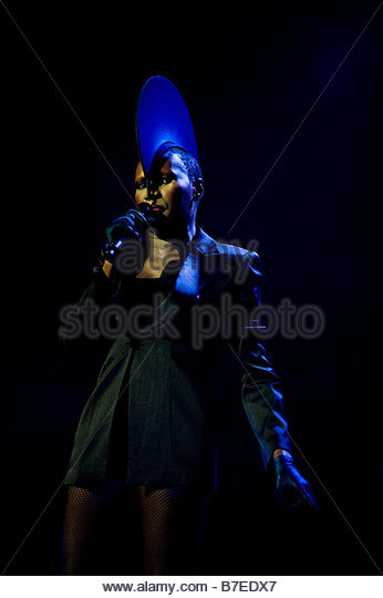 Hurricane Tour Grace Jones