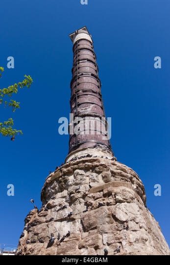 Column Of Constantine Stock Photos & Column Of Constantine ...