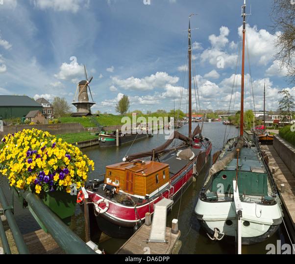 Binnenstad, Gorinchem, Netherlands