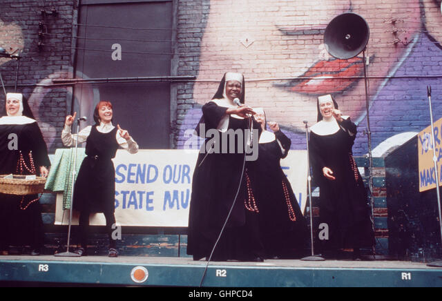 Sister act 3 release date in Melbourne