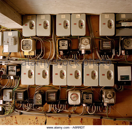 fuse box house stock photos fuse box house stock images alamy individual electricity switches meters and fuse boxes for several properties stock image