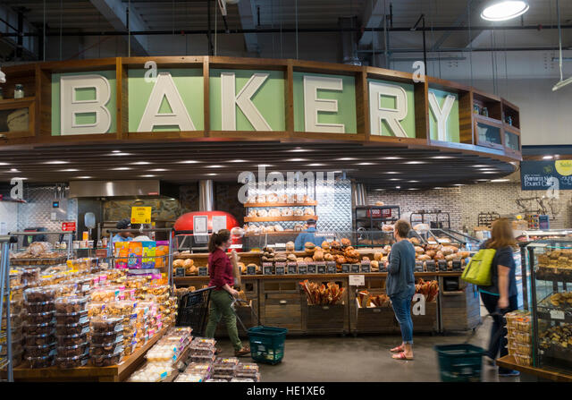 Whole Foods Financial District New York