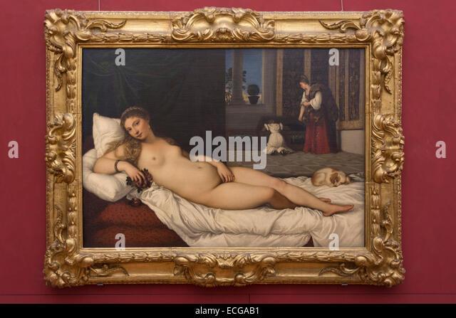 Venus Of Urbino Stock Photos & Venus Of Urbino Stock Images - Alamy