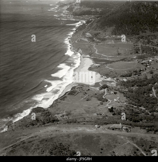 Stanwell Park - 17 Nov 1937 29642281083 o - Stock Image