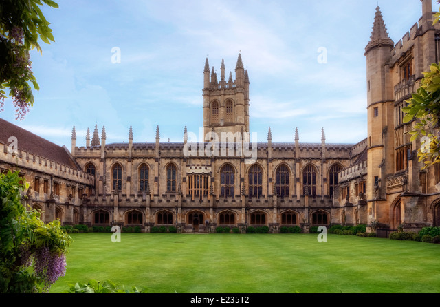 Magdalen College Stock Photos & Magdalen College Stock Images - Alamy