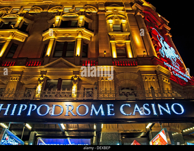 Hippodrome casino leicester sq