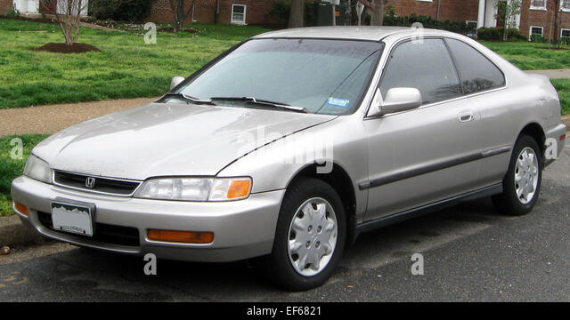 1996 1997 stock photos 1996 1997 stock images alamy for 03 honda accord coupe