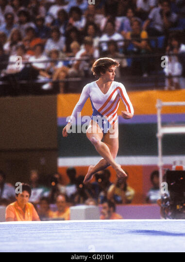mary lou retton family