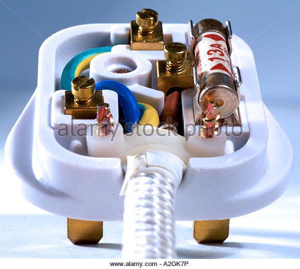 3 Pin Plug Fuse Stock Photos & 3 Pin Plug Fuse Stock Images - Alamy