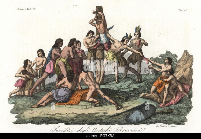 inca human sacrifice - photo #10