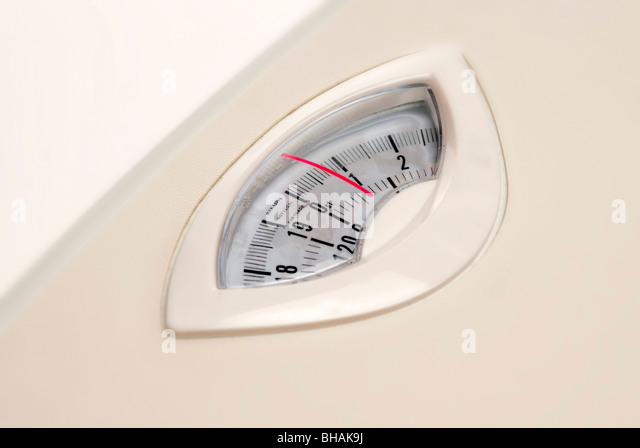 Bathroom scales overweight stock photos bathroom scales for Big w bathroom scales