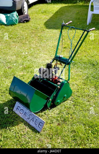 Old fashioned push mower for sale 90