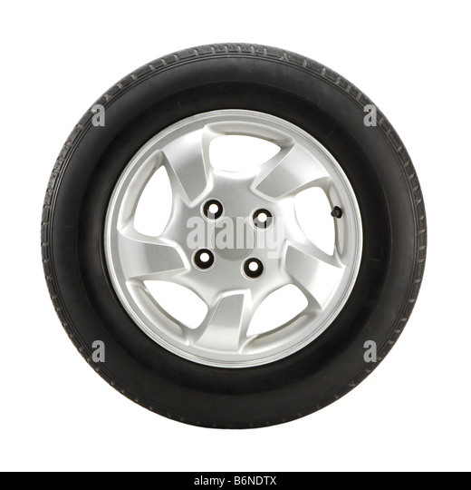 whitewall tire stock image