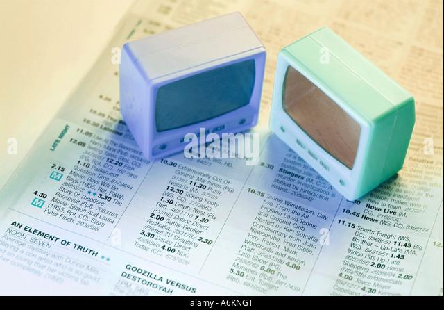 miniature tv sets stock photos miniature tv sets stock. Black Bedroom Furniture Sets. Home Design Ideas