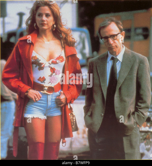 Mighty Aphrodite Woody Allen Mira Stock Photos & Mighty ...