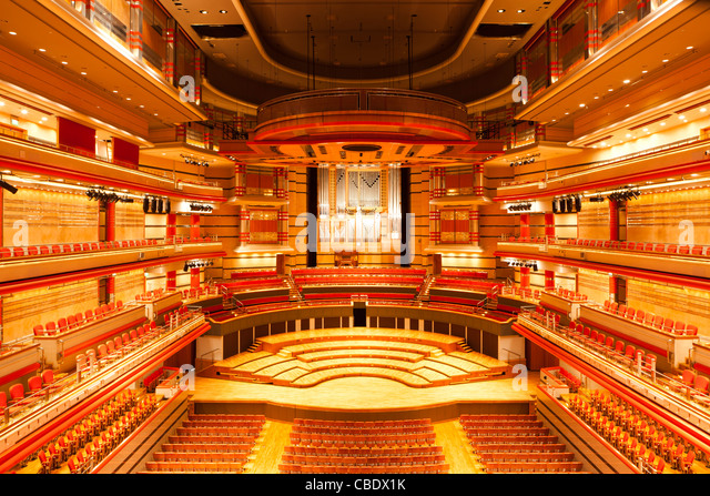 Organ Seating Stock Photos amp Organ Seating Stock Images  : symphony hall auditorium centenary square birmingham city centre west cbdx1k from www.alamy.com size 640 x 447 jpeg 163kB
