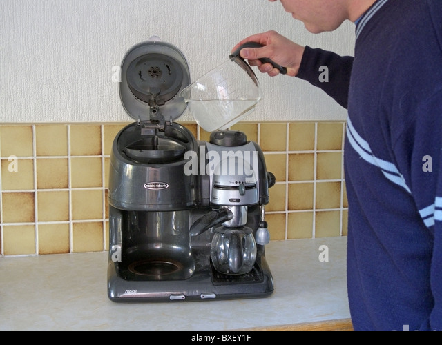 Morphy Richards Coffee Maker Model 47004 : Morphy Richards Stock Photos & Morphy Richards Stock Images - Alamy