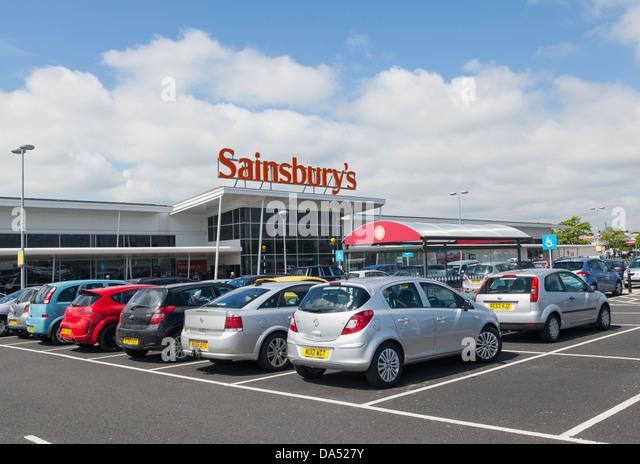 Sainsbury S Car Park Cctv
