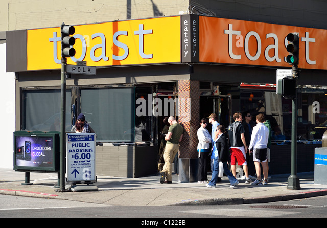 Dottie S True Blue Cafe San Francisco Ca  Usa