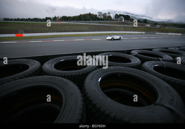 Tyre Safety Barrier Stock Photos Tyre Safety Barrier Stock