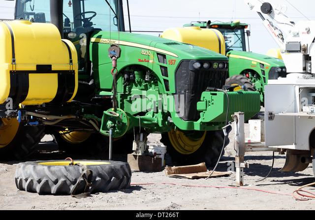 Tractor Broke Down : Broken tractor stock photos images