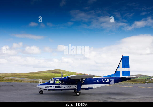 Fair Isle Scotland Airport Stock Photos & Fair Isle Scotland ...