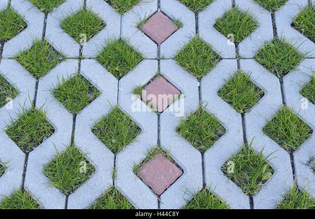 Grass Pavers Stock Photos Amp Grass Pavers Stock Images Alamy