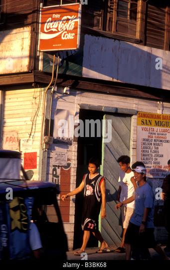 Marinduque Philippines  city photo : boac scene marinduque philippines Stock Image