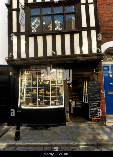 Moat Tea Rooms Canterbury