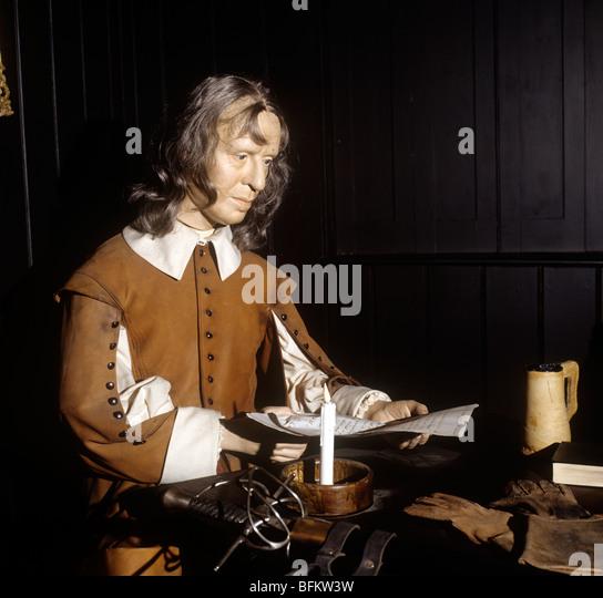 John Cotton Minister England Colonial: Puritan Clothing Stock Photos & Puritan Clothing Stock