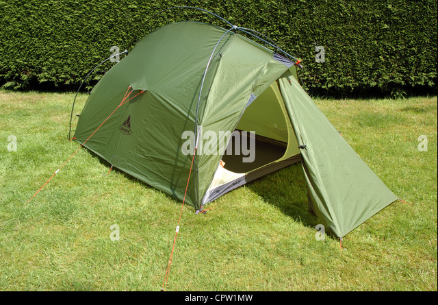 Vaude Mark 2P lightweight backpacking tent - Stock Image & Vaude Stock Photos u0026 Vaude Stock Images - Alamy