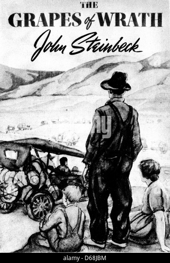 "a synopsis of the grapes of wrath a novel by john steinbeck John steinbeck recognized that one of the most criticized elements of the grapes of wrath was his alternating use of inner chapters or ""generals"" that interrupt the narrative of the joads."