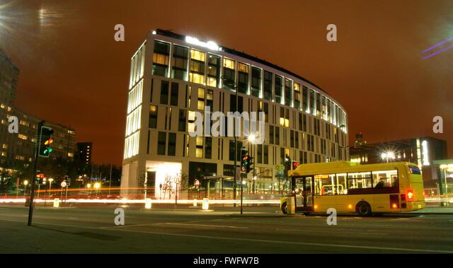Doubletree By Hilton Manchester Car Park