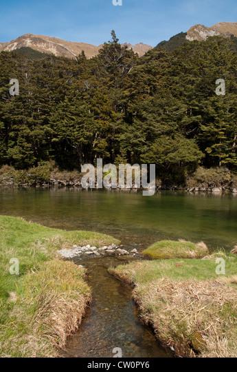 Mavora Lakes Stock Photos & Mavora Lakes Stock Images - Alamy