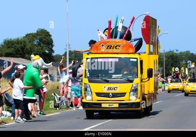 Le bic stock photos le bic stock images alamy for Auberge des iles du bic