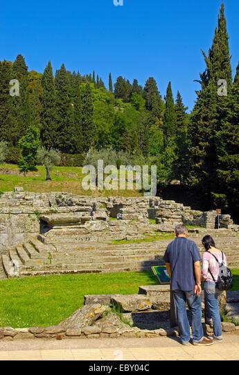 Italian Florence: Etruscan People Stock Photos & Etruscan People Stock